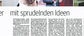 Interview Kurier